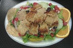 Chicke -Gyros Salad