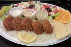 Falafel-Plate